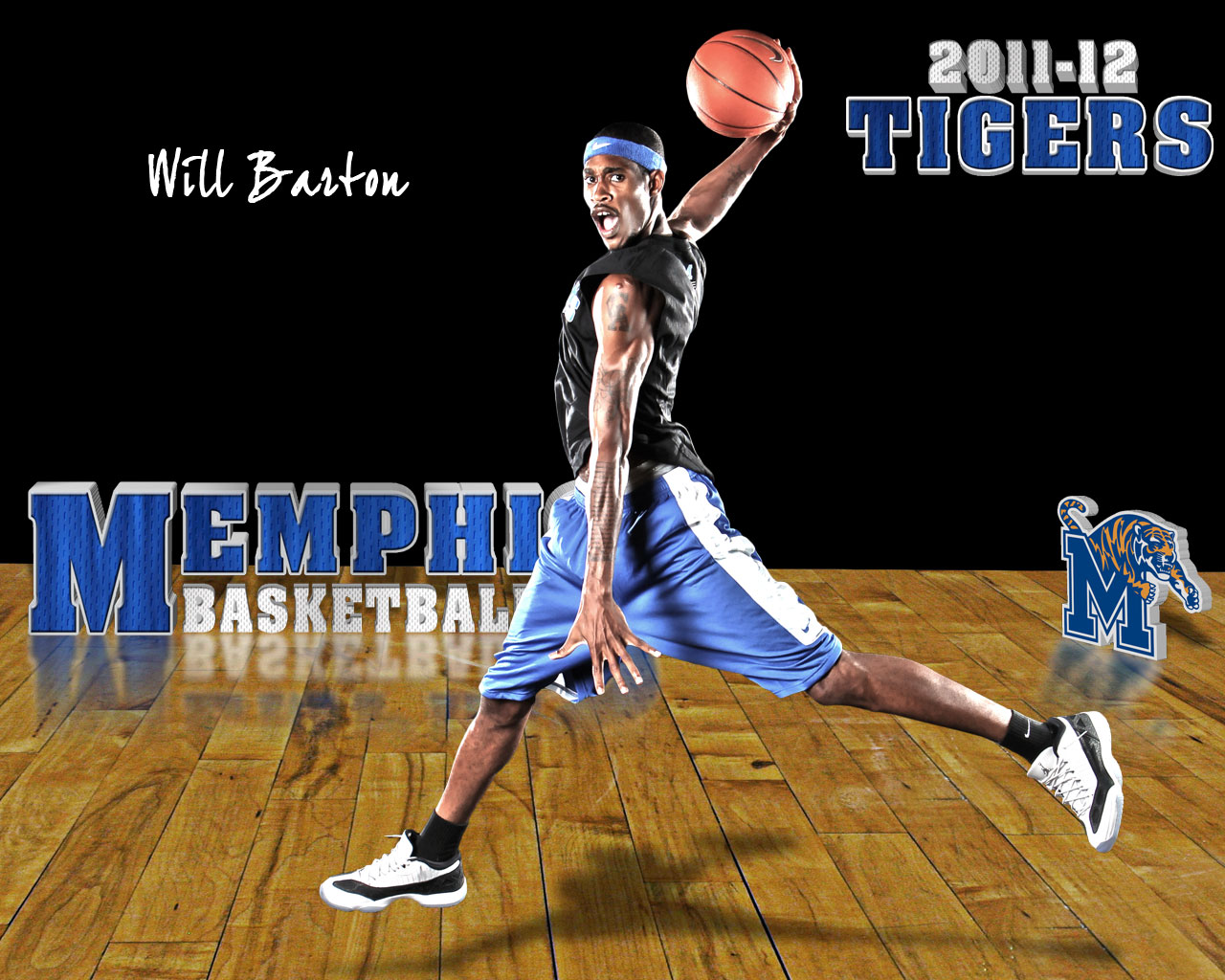 Memphis Tigers Fact Book and Wallpapers | Official Site ...